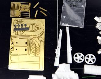 Сборная модель Сталинец С-60 трактор