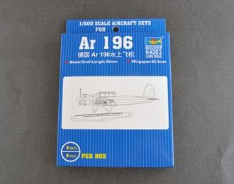Сборная модель Немецкий самолет AR 196