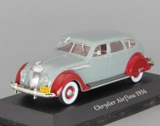 CHRYSLER Airflow (1936), grey
