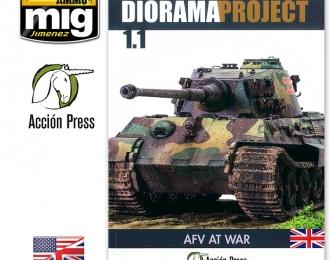 DIORAMA PROJECT 1.1 - AFV AT WAR ENGLISH