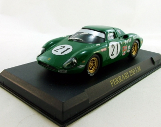 FERRARI 250 LM, Ferrari Collection 15, green