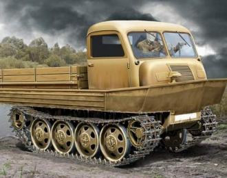 Сборная модель RSO Тип 01 Немецкая амфибия