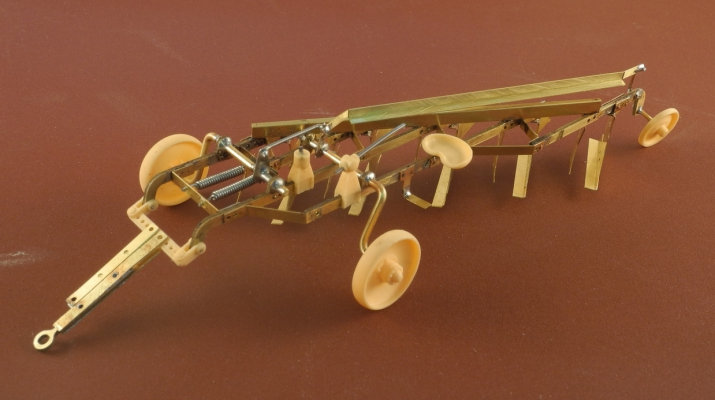 Сборная модель Плуг 5-П-35 (1938)