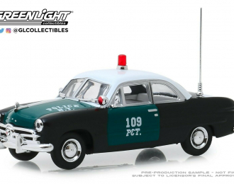 "FORD Deluxe ""New York City Police Department"" (NYPD) 1949"