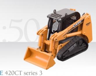 Case 420 CT series 3 Raupen Kompaktlader, 1:50