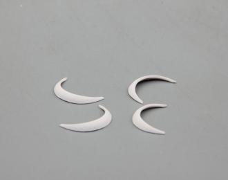 Расширители колесных арок, Фендер-90, 4 шт.