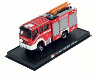 FIRETECH 4000, Kolekcia Strażackie Giganty 10