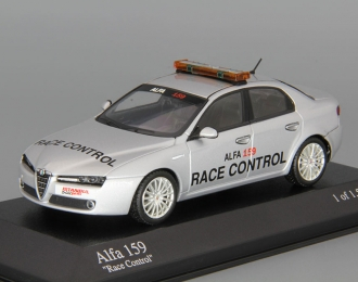 "ALFA ROMEO 159 ""Race Control"" (2006), silver"