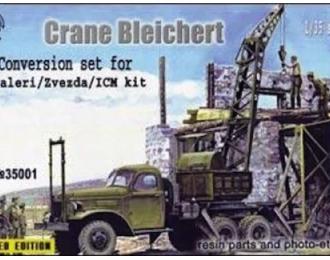 Набор для конверсии Автокран Bleichert