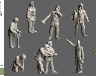 Сборная модель Пожарная команда