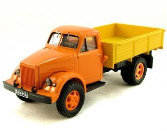 Горький 51А последний экземпляр, оранжевый с желтым