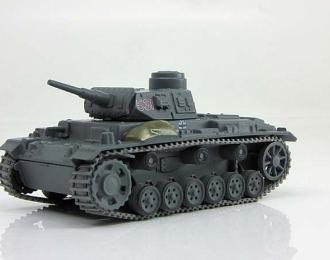 Panzerkampfwagen III Aust.G Sd.Kfz.141 (1941), Танки Мира 36
