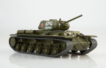 КВ-1С, Наши танки 22