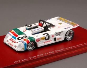 Lola T280 HU3 #3 Fuji Grand Champion Series 1972