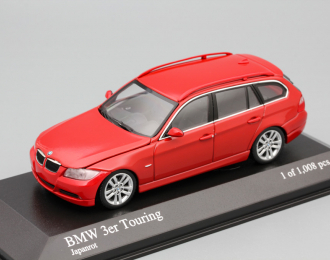 BMW 3-Series Touring, red