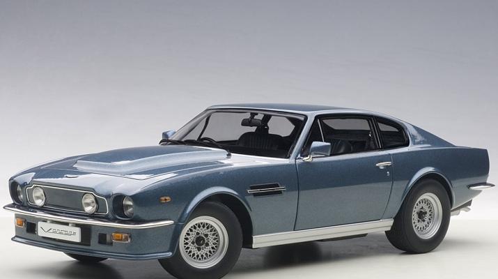 Aston Martin V8 Vantage 1985 (chichester blue)