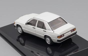MERCEDES-BENZ 190E 2.0L (1990), arctic white