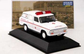 CHEVROLET Veraneio Ambulancia, white