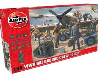 Сборная модель WWII RAF Ground Crew