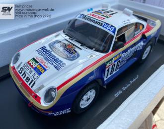 PORSCHE 959 Rallye Paris-Dakar