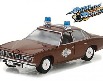 """PONTIAC LeMans Sheriff Buford 1977 (из к/ф """"Смоки и бандит"""")"""