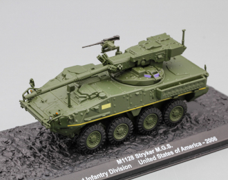 M1128 Stryker M.G.S. 2nd Infantry Division United States of America - 2006