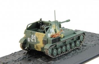 SU-76M 3rd Ukranian Front Austria, 1945