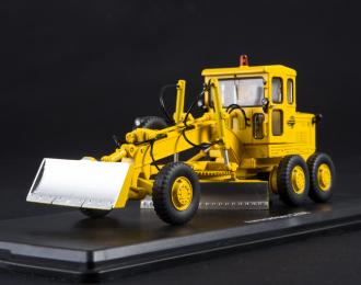 Автогрейдер Д-598, желтый