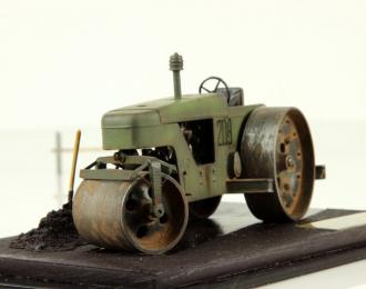 Каток дорожный Д-211 (зеленый)