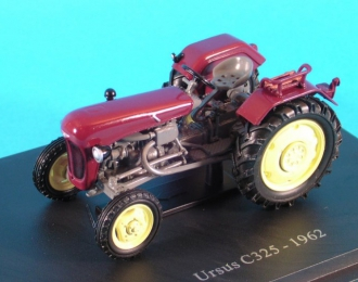 Ursus C 325 - 1962