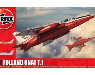 Сборная модель Folland Gnat T.1