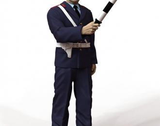 Сборная модель Фигура Инспектор ГАИ №1