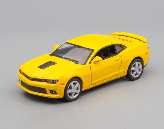CHEVROLET Camaro (2014), yellow