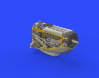 Дополнение для Spitfire Mk. IX двигатель