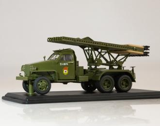 "Studebaker US6 БМ-13 ""Катюша"", зеленый"