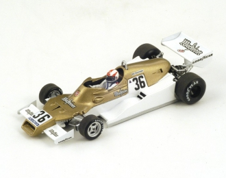 Arrows FA1 #36 South African GP 1978 Rolf Stommelen