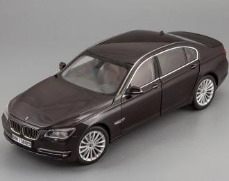 BMW 760LI (F02), sophisto grey