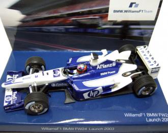 Williams F1 Team FW24 Launch 2003
