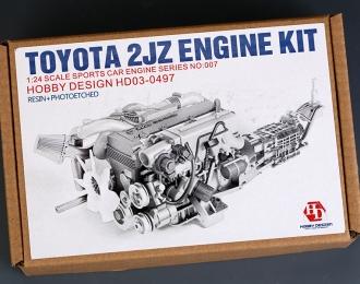 Набор для доработки Двигатель Toyota 2JZ