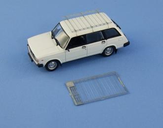 Фототравление Багажник на крышу для универсала