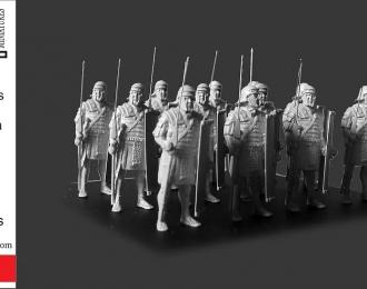 Сборная модель Легионеры в лориках