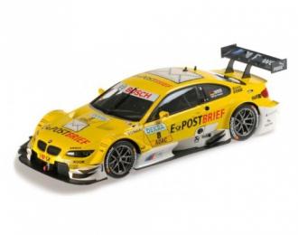 BMW M3 DTM - 'EPOST BRIEF' - BMW TEAM SCHNITZER - DIRK WERNER - DTM 2012