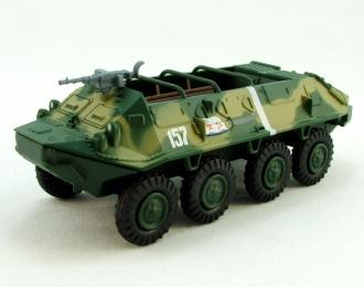 БТР-60П, Русские танки 27