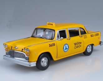 CHECKER A11 (1981), yellow