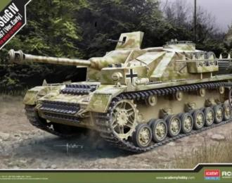 Сборная модель САУ  German StuG IV Sd.Kfz.167 (Ver. Early)