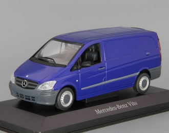MERCEDES-BENZ SL Vito W639 (2011), blue