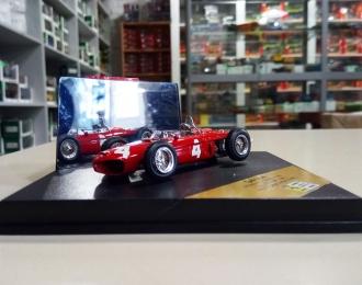 FERRARI Dino 156 Italian GP Wolfgang von Trips (1961), red