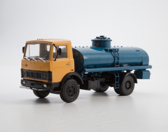 АЦ-9 (5337), оранжевый / синий