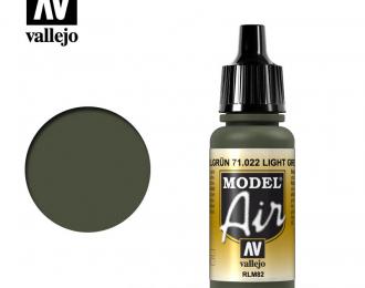 Краска акриловая `Model Air` Комуфляжный зеленый/Camouflage Green