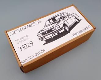 Сборная модель Горький 31029